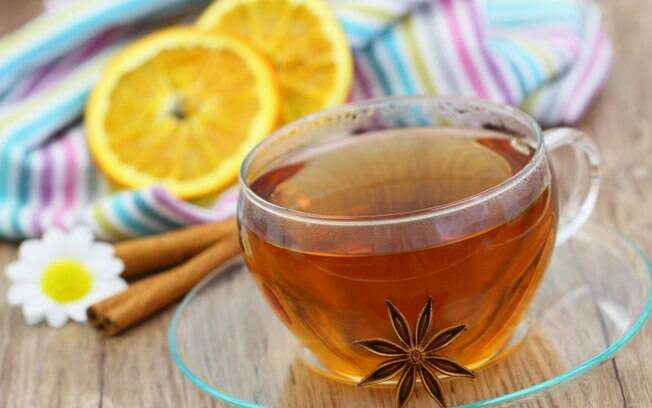 Aproveite os chás caseiros na dieta