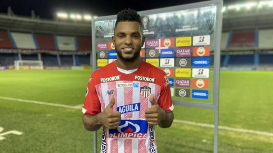 Borja pode voltar a ser utilizado no Palmeiras
