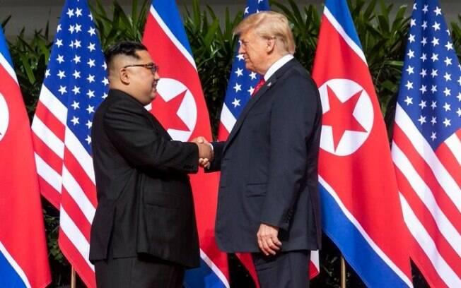 Donald Trump e Kim Jong-un vão se encontrar no Vietnã no final de fevereiro