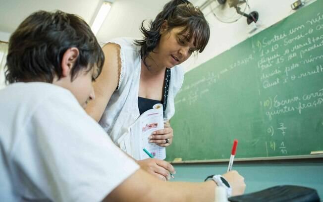Cálculo do bônus a cada profissional é feito a partir das notas do Idesp, informa o governo paulista
