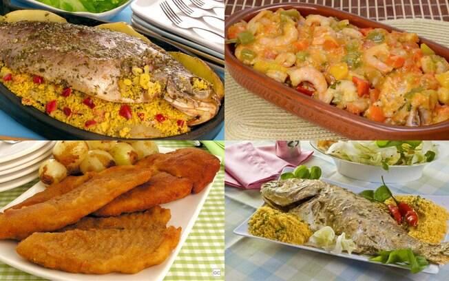 Fugindo do bacalhau? Confira receitas com peixes diferentes para inovar nesta Páscoa