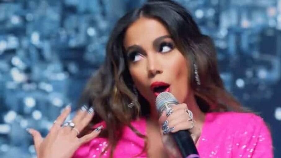 Show de Anitta no VMA