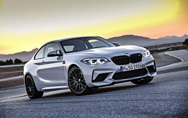 BMW M2 Competition: esportivo de 410 cv chegará ao Brasil na rara configuração com câmbio manual de seis marchas para delírio dos puristas
