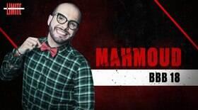 Mahmoud é o primeiro eliminado do reality show