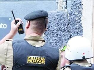 Operações.  Moradores do bairro Santa Tereza elogiaram ação da Polícia Militar durante o Carnaval