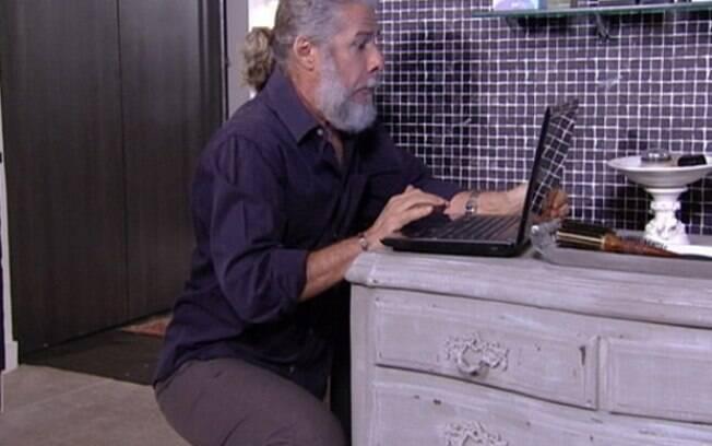 Pereirinha apaga o vídeo que incrimina Tereza Cristina