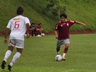 Volante fez sua estreia com a camisa do Coelho na vitória por 3 a 1 diante do América-TO, na última quarta-feira