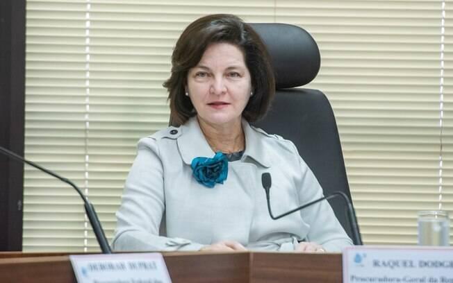 Raquel Dodge é contrária ao pedido de habeas corpus da defesa de Lula