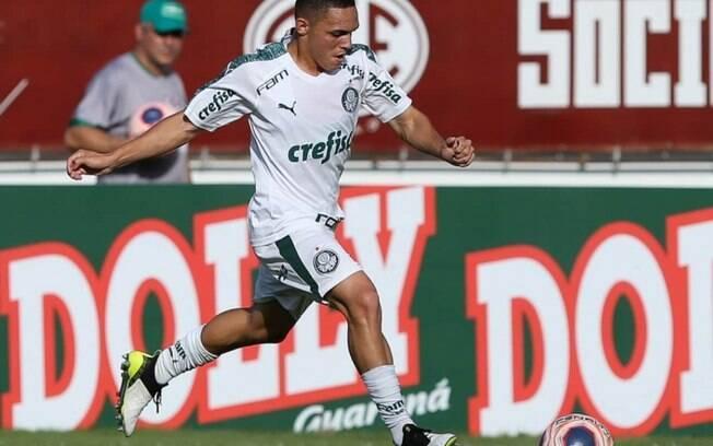 Palmeiras perde para Goiás e está fora da Copinha