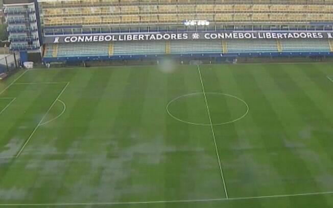 Tempestade em Buenos Aires pode adiar final da Libertadores