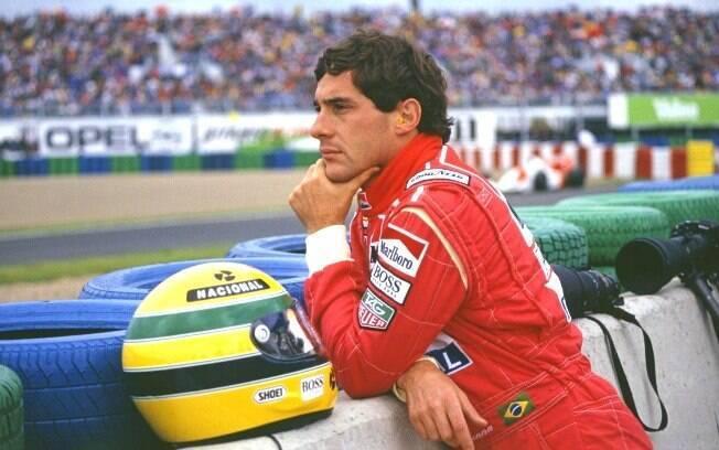 Ayrton Senna ainda é o
