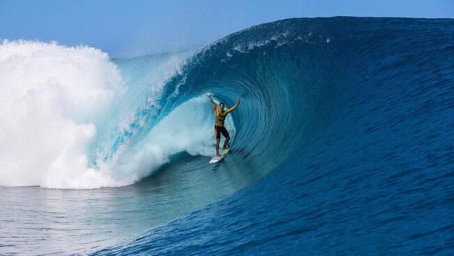 Gabriel Medina ganha Mundial de Surfe