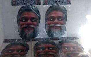 Máscaras de Fábio Assunção devem fazer sucesso no carnaval e dividem opiniões