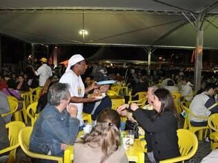 Festival do Camarão de Caraguatatuba