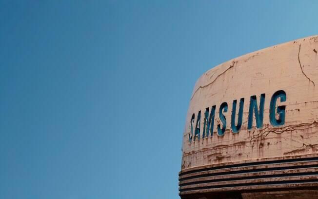 Samsung cria lâmpada inteligente