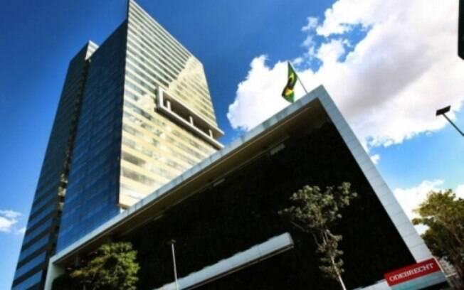 Sede da Odebrecht, em São Paulo. Depoimentos da empreiteira são de extrema importância para a Lava Jato