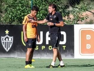 Para Marcos Rocha, jogos do Atlético no Brasileirão servem de treino para o Mundial