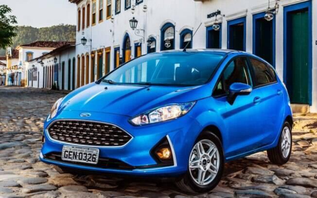 Ford Fiesta Ecoboost: modelo esquecido nas concessionárias tem preço de Renault Kwid e  um bem eficiente motor turbo, de 125 cv