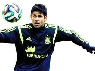 Diego Costa é o principal nome entre os sete brasileiros que se naturalizaram em outros países do mundo
