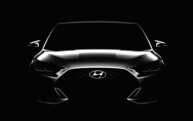 O design do carro é marcado por agressividade e ares futuristas, como muitos carros conceituais