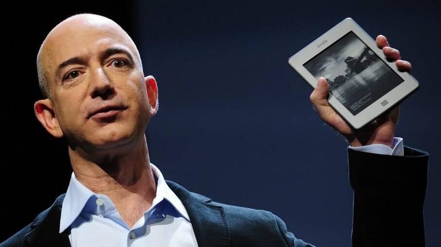 Bezos aparece na primeira colocação da lista da Forbes pelo quarto ano consecutivo