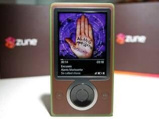 Zune, lançado em 2006 pela Microsoft, será descontinuado