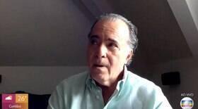 Tony Ramos pode deixar próxima novela da Globo