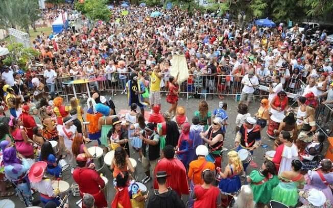 Só neste fim de semana tem 100 blocos no Rio, entre eles Simpatia é Quase Amor, Bloco das Carmelitas e Empolga às 9