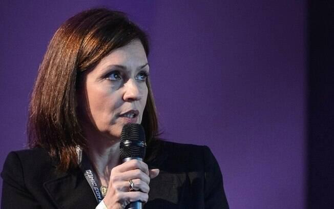 Mônica Albuquerque, executiva da Globo