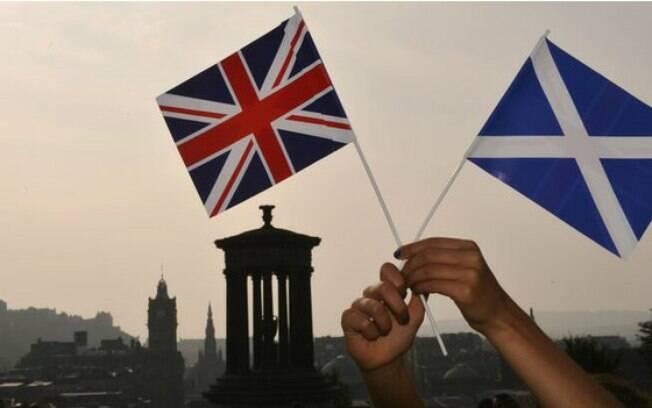 O lema da campanha contra a independência da Escócia, no referendo de 2014, era 'Não, obrigado'