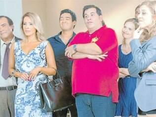 Confusões e muitas risadas dão o tom ao filme, que reúne astros do humor brasileiro