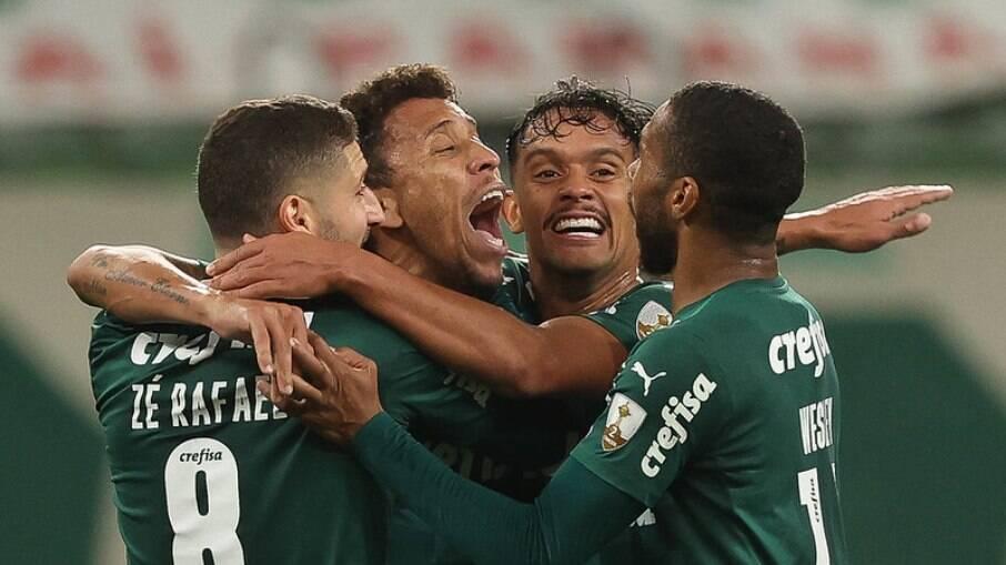 Palmeiras venceu o Universidad Católica e avança às quartas
