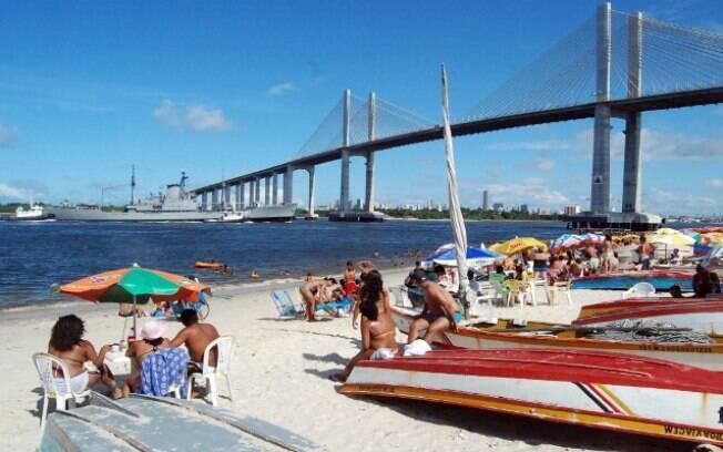 A Praia da Redinha, em Natal, será palco de diversas artistas no Ano Novo