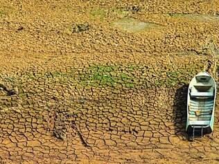 Na previsão, Sudeste e Centro-Oeste sofreriam mais com a seca