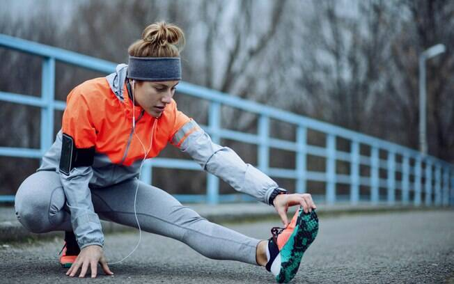 Praticar atividade física, entre outras vantagens, ajuda na imunidade