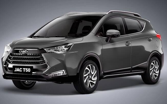 JAC T50: SUV promete custo-benefício como aposta de atratividade ante os concorrentes