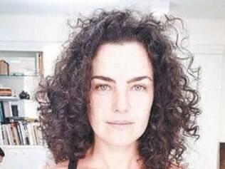 Ana Paula Arósio aceitou participar do filme depois de ler o roteiro