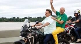 Presidente Bolsonaro comete duas infrações gravíssimas