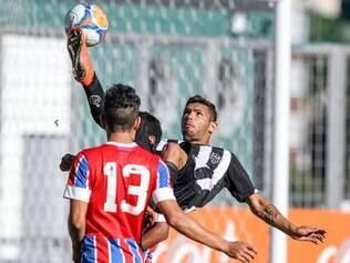 Carlos deixou a sua marca na partida contra o Bahia, no último sábado, no Independência
