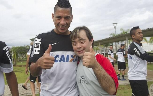 Dia da Síndrome de Down no Corinthians