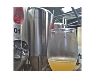 Há dois dias, postagem no Facebook da Wäls mostrava cerveja aromática que está sendo produzida por eles