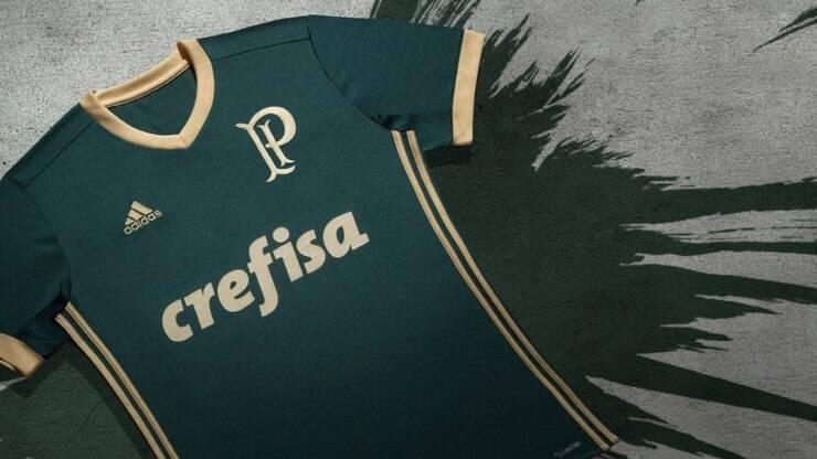 bad71187a6 Palmeiras escolhe Puma como futura fornecedora esportiva em 2019 - Futebol  - iG