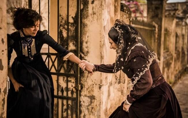 'Velho Chico': Leonor sofre na mão de Encarnação, a sogra que ninguém quer ter