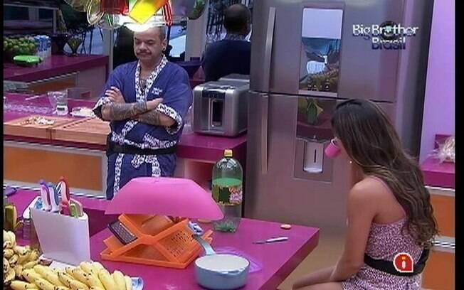João Carvalho e Laisa analisam Paredão desta terça-feira (24)