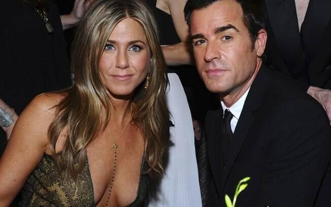 Jennifer Aniston e Justin Theroux se divorciaram no começo deste ano e ator falou sobre a separação pela primeira vez