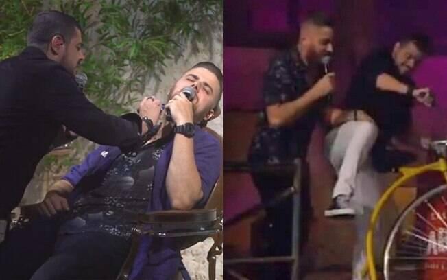 Live de Zé Neto e Cristiano
