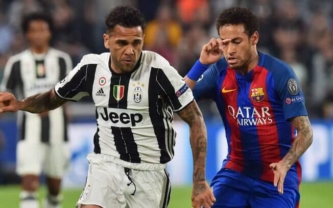Neymar ainda sonha com outro milagre no futebol no duelo diante da Juventus