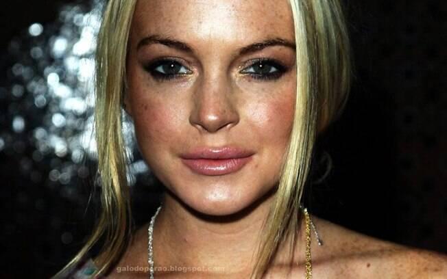 Lindsay Lohan já foi acusada por não pagar o aluguel, devendo mais de R$300 mil reais aos proprietários do imóvel