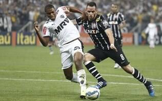 Atlético-MG e Corinthians têm três jogos antes da