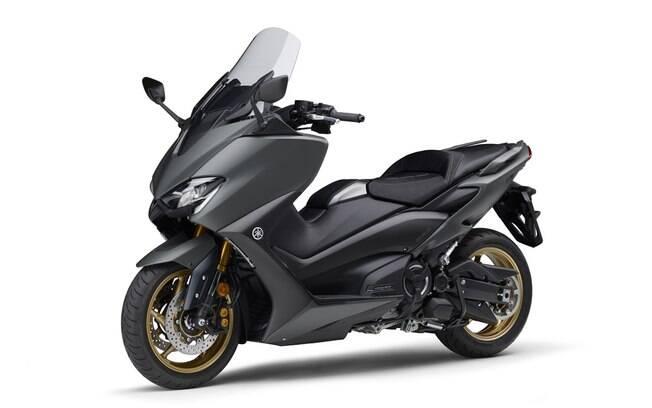 Se vier ao Brasil, o Yamaha TMax será o maior rival da Suzuki Burgman 650 Executive, com possibilidade de oferecer melhor custo-benefício
